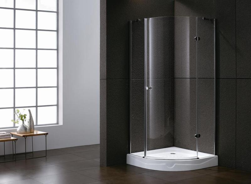 Inloopdouche Met Hoek : Inloopdouches douchecabines nisdeuren pendeldeuren en badwanden