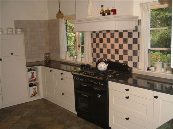 Keuken tegels: tegels interdesign keukens.