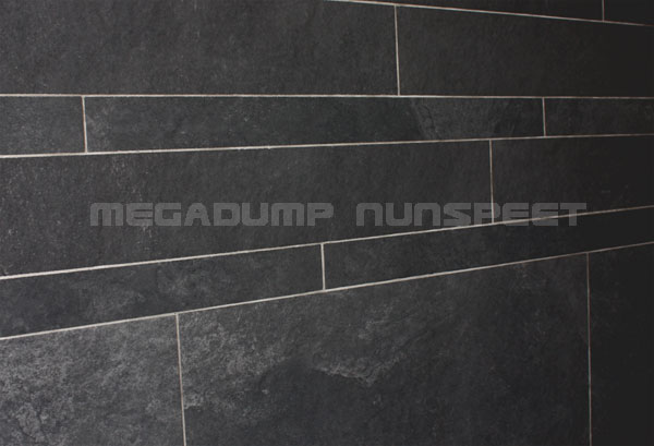 Betonstuc Badkamer Wit ~   , tegelstroken, badkamer, tegels, Megadump Tegels en Sanitair
