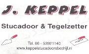 J. Keppel Stucadoor & Tegelzetter Nunspeet