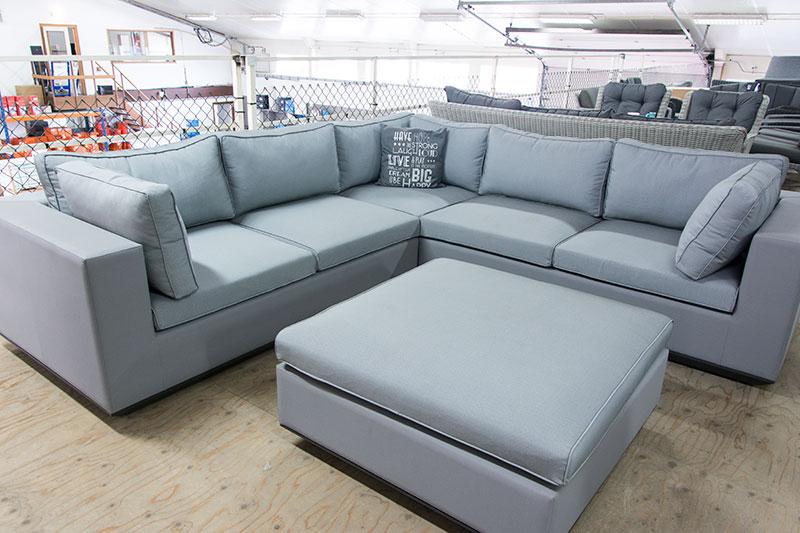 Goedkope Loungebank Tuin : Lounge hoekbank buiten loungeset top l tuinmeubelland prachtige