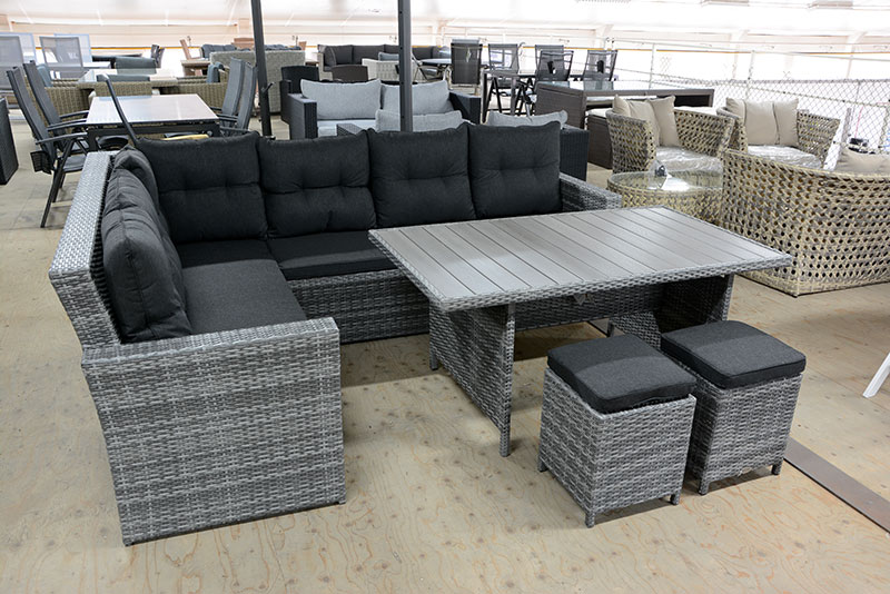 Tuin loungeset opruiming