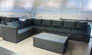 Lounge hoek set