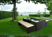 picknicktafel picknick tafel wicker