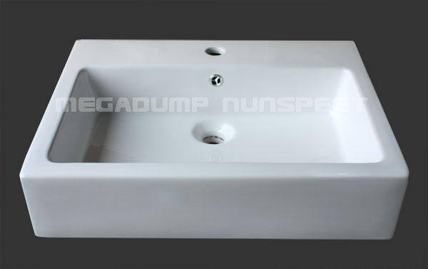 Wastafel 50 Cm : Wastafels fonteinen waskommen megadump tegels en sanitair nunspeet
